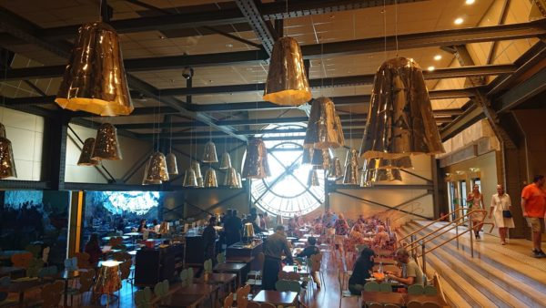 オルセ美術館 のレストラン