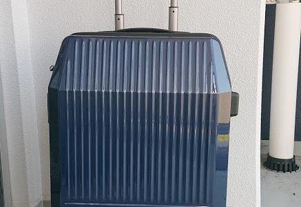 スーツケースの鍵はTSAで! ACEのフリーウォーカー59リットルは便利です!